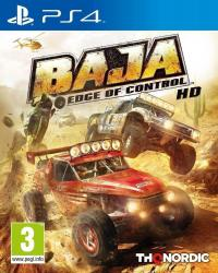 Baja: Edge of Control HD para PlayStation 4