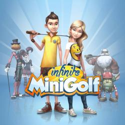 Infinite Mini Golf para PlayStation 4