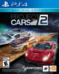 Project CARS 2 para PlayStation 4