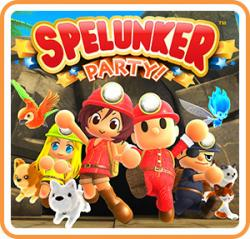 Spelunker Party! para Nintendo Switch