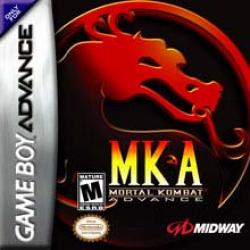 Mortal Kombat Advance para Game Boy Advance