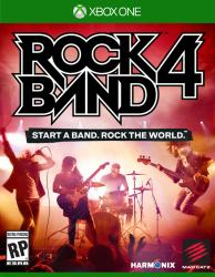 Rock Band 4 para Xbox One