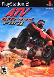 ATV Offroad Fury para PlayStation 2