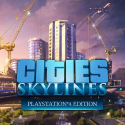 Cities: Skylines - PlayStation 4 Edition para PlayStation 4