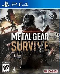 Metal Gear Survive para PlayStation 4