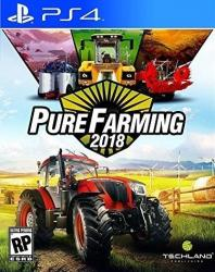 Pure Farming 2018 para PlayStation 4