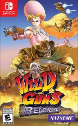 Wild Guns Reloaded para Nintendo Switch