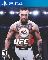 EA Sports UFC 3 para PlayStation 4
