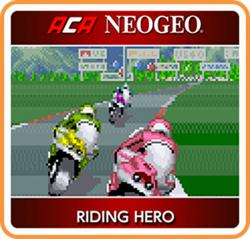 ACA NeoGeo: Riding Hero para Nintendo Switch
