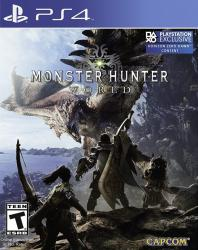 Monster Hunter: World para PlayStation 4