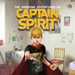 The Awesome Adventures of Captain Spirit para PlayStation 4