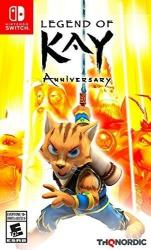 Legend of Kay Anniversary para Nintendo Switch