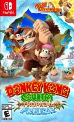 Donkey Kong Country: Tropical Freeze para Nintendo Switch