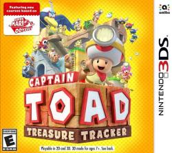 Captain Toad: Treasure Tracker para Nintendo 3DS