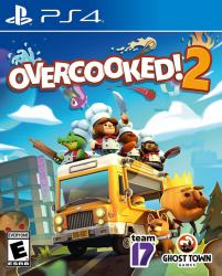 Overcooked! 2  para PlayStation 4
