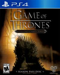 Game of Thrones: A Telltale Games Series para PlayStation 4