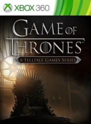 Game of Thrones: A Telltale Games Series para Xbox 360