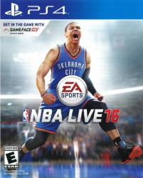 NBA Live 16 para PlayStation 4