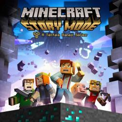 Minecraft: Story Mode - A Telltale Games Series para PlayStation 4