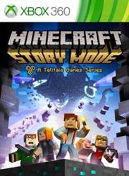 Minecraft: Story Mode - A Telltale Games Series para Xbox 360