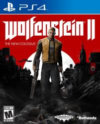 Wolfenstein II: The New Colossus para PlayStation 4