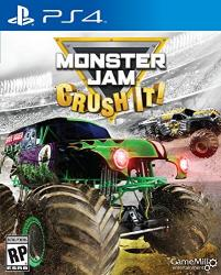Monster Jam: Crush It! para PlayStation 4