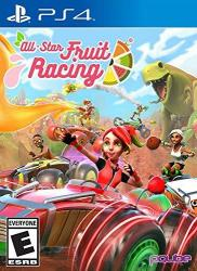 All-Star Fruit Racing para PlayStation 4