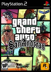 Grand Theft Auto: San Andreas para PlayStation 2