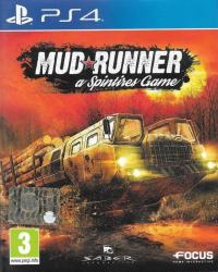Spintires: MudRunner para PlayStation 4