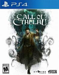 Call of Cthulhu para PlayStation 4