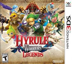 Hyrule Warriors Legends para Nintendo 3DS