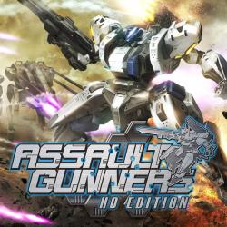 Assault Gunners HD Edition para PlayStation 4