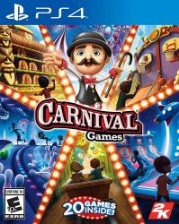 Carnival Games (2018) para PlayStation 4