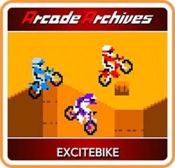 Arcade Archives: Excitebike para Nintendo Switch