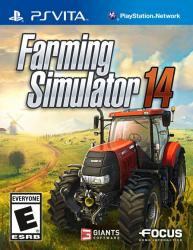 Farming Simulator 14 para Playstation Vita
