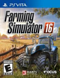 Farming Simulator 16 para Playstation Vita
