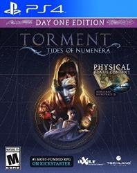 Torment: Tides of Numenera para PlayStation 4