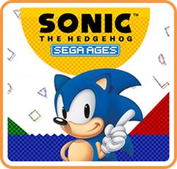 Sega Ages: Sonic the Hedgehog para Nintendo Switch