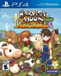 Harvest Moon: Light of Hope para PlayStation 4