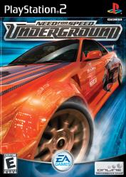Need for Speed Underground 2 para PlayStation 2