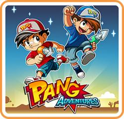 Pang Adventures para Nintendo Switch