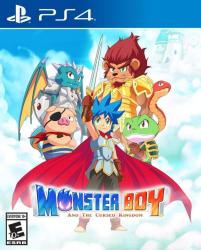 Monster Boy and the Cursed Kingdom para PlayStation 4