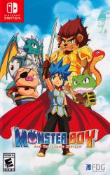 Monster Boy and the Cursed Kingdom para Nintendo Switch