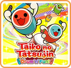 Taiko no Tatsujin: Drum 'n' Fun! para Nintendo Switch