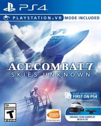 Ace Combat 7: Skies Unknown para PlayStation 4