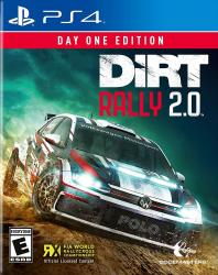 DiRT Rally 2.0 para PlayStation 4