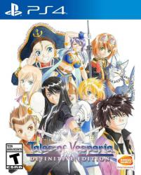 Tales of Vesperia: Definitive Edition para PlayStation 4