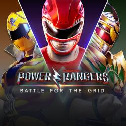Power Rangers: Battle for the Grid para PlayStation 4