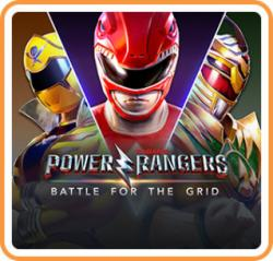 Power Rangers: Battle for the Grid para Nintendo Switch