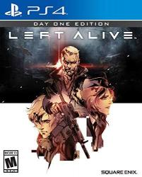 Left Alive para PlayStation 4